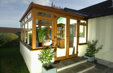Veranda Conservatory in North Devon by Exmoor Fascias