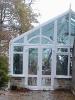 Side view of Conservatory Door