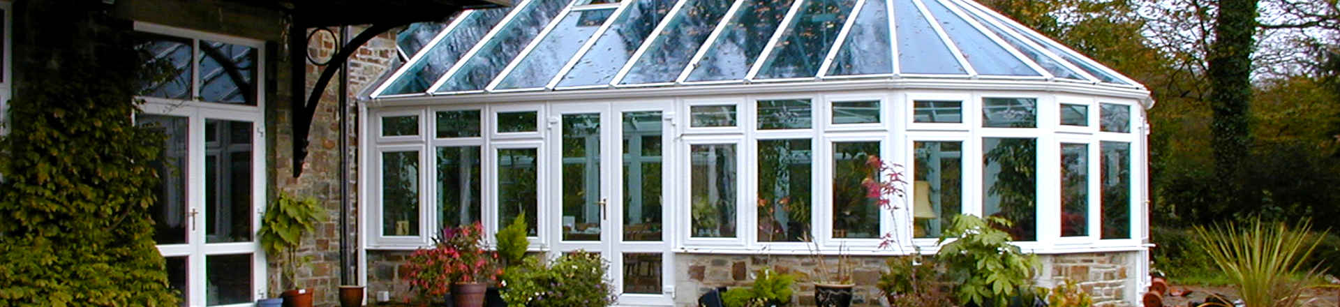 Victorian Conservatory by Exmoor Fascias in North Devon